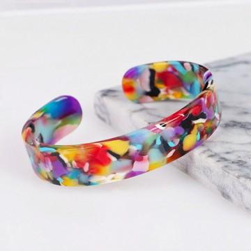 Small multicolored cuff