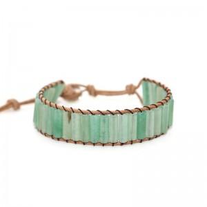 Aventurine bracelet wrap