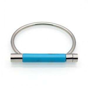 Color cylinder for handcuff bracelet