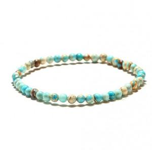 Imperial jasper bracelet