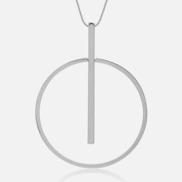 Minimalistische Halskette