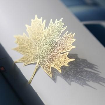 Oak bookmark