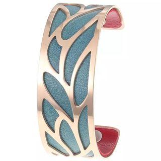 Le mariage parfait entre douceur, couleur, et la brillance de l'acier. Connais-tu ces bracelet interchangeables au gré de tes envies ? Quel sera ton bijoux du jour ? #bijoux #fashionjewelry #bijouxfantaisie #bracelet