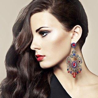 What will be my jewel today ? #jewelry #earrings #bohostyle #bohochic #ethnicjewellery #folkstyle #fashionjewelry
